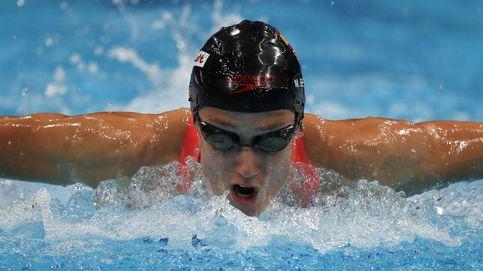 Mireia Belmonte consigue el récord del mundo de 400 estilos en piscina corta