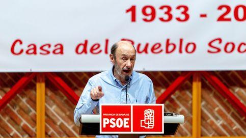 El estado de Rubalcaba no presenta novedades: Estable en su gravedad