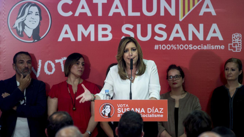 El debate del PSOE: Susana Díaz y Pedro Sánchez, un cara a cara y dos posverdades