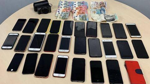 La policía detiene a una mujer por robar 27 teléfonos móviles en el Mad Cool