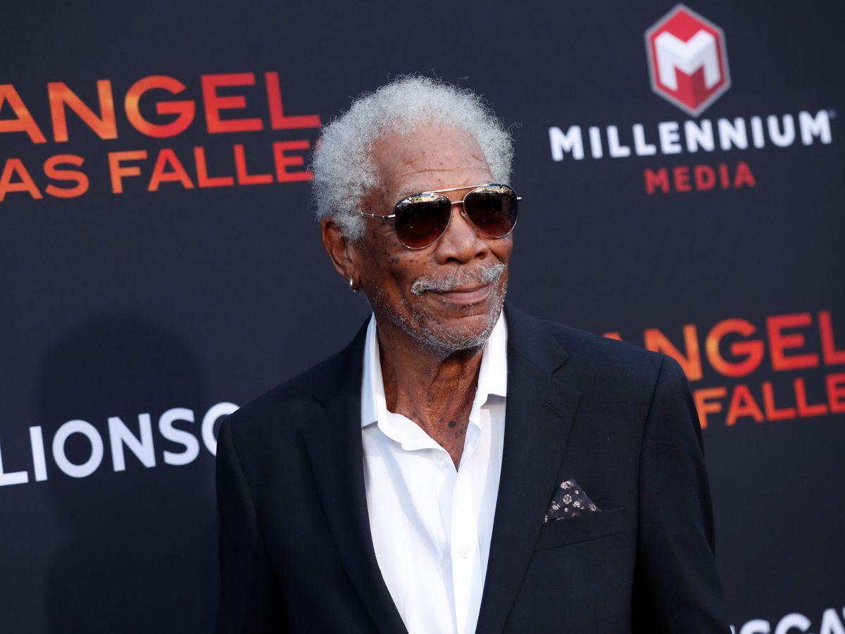 Foto: Morgan Freeman en una imagen de archivo. (Reuters)