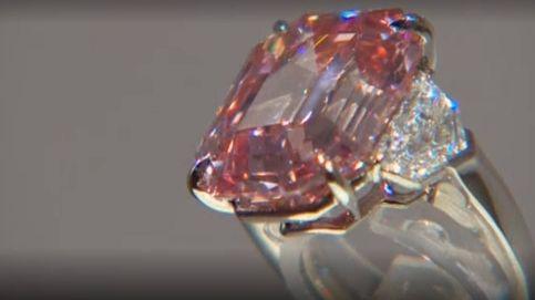 El diamante rosa que cuesta 50 millones de dólares