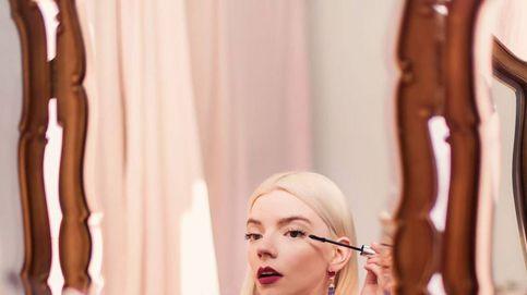 Anya Taylor-Joy se hizo ella misma su maquillaje para los Critic's Choice