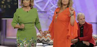Post de 'Las Campos' cierra la semana 'horribilis' de María Teresa Campos y Terelu