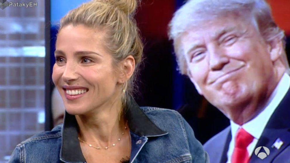 La polémica frase de Pablo Iglesias que Elsa Pataky atribuyó a Donald Trump