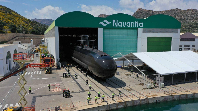 El submarino que por fin puede sacar del pozo a la vulnerable Armada española