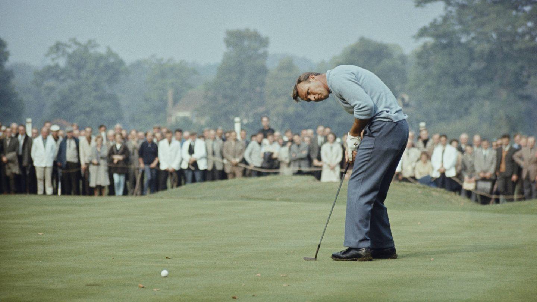 Arnold Palmer. (Getty)
