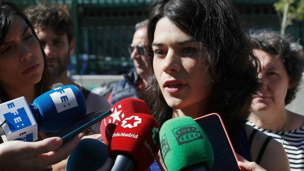 Isa Serra, diputada de Podemos, procesada por desórdenes durante un desahucio
