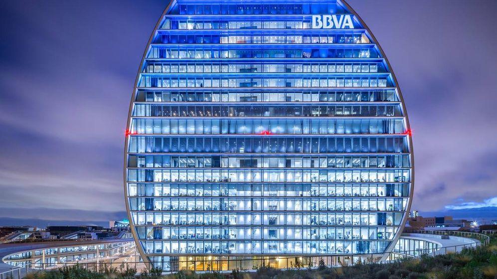 Foto: Sede de BBVA en Madrid. (BBVA)