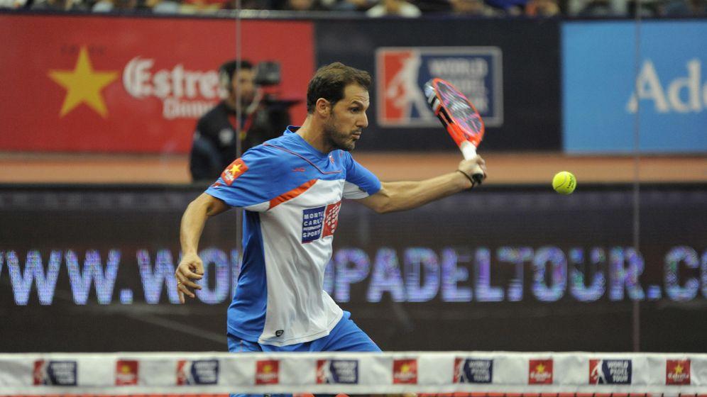 3b27451f Cuarto torneo de la temporada y cuarto torneo que no verá a Juan Martín Díaz  y Juani Mieres en la final. Una de las parejas llamadas a brillar en el ...