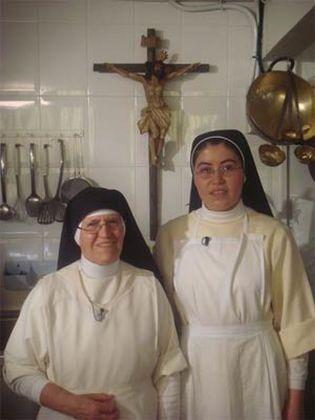 Foto: Desde el convento...Bocaditos de Cielo