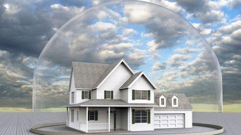 Aviso del BdE: las tasaciones de vivienda siguen un 10% por encima del precio real