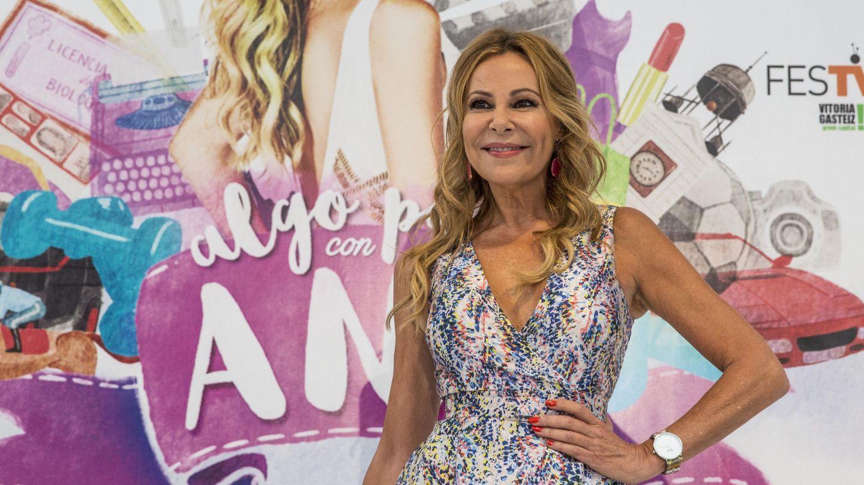 Ana García Obregón, concursante de 'MasterChef Celebrity 4'. (EFE)