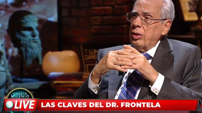 Luis Frontela en 'Cuarto Milenio'