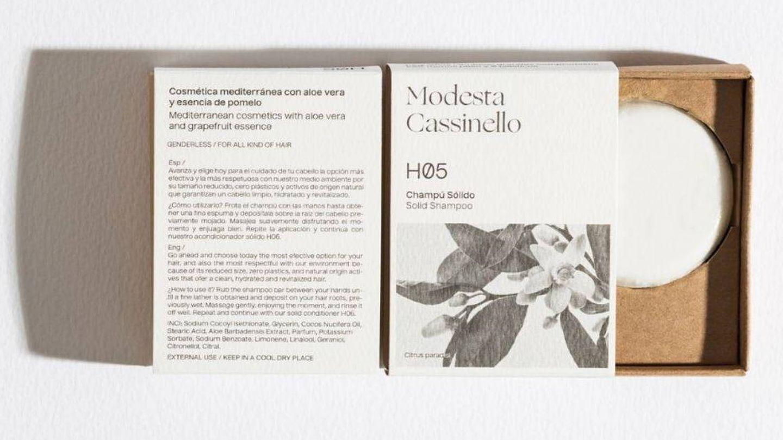 H05 Champú Sólido de Modesta Cassinello.