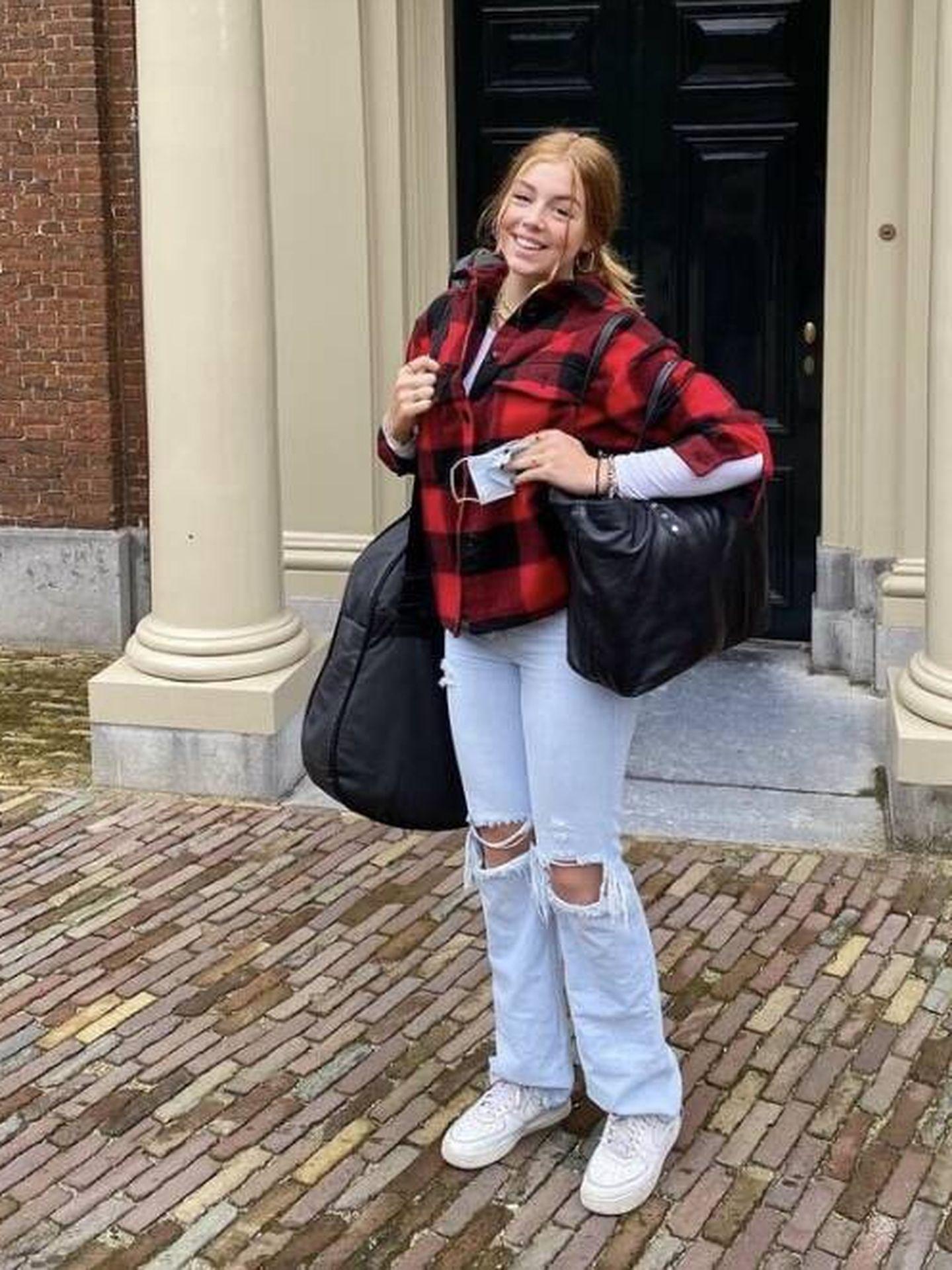 Alexia de Holanda.