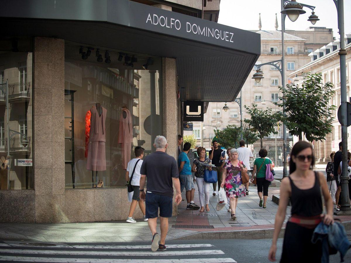 Foto: Tienda de Adolfo Domínguez