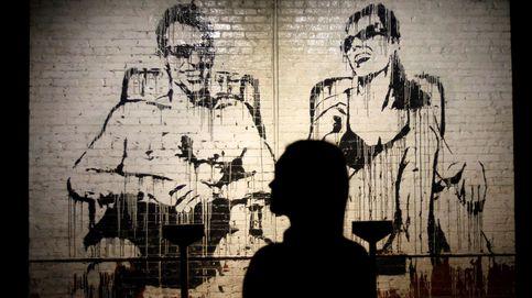 Un hombre intenta vender un Banksy que previamente había robado