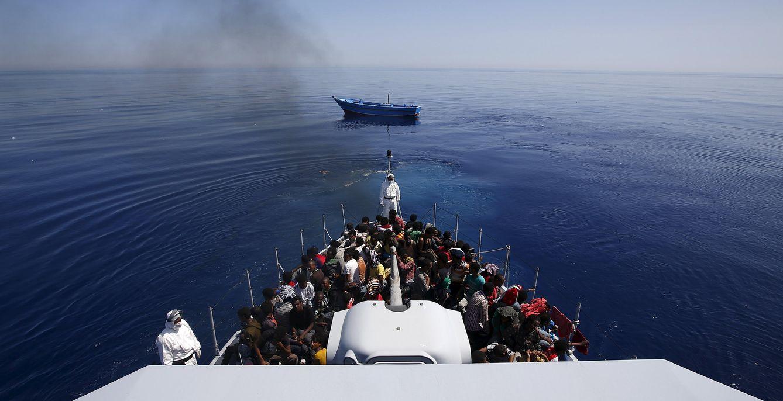 Europa gasta 13.000 millones para frenar la inmigración, los traficantes ganan 16.000