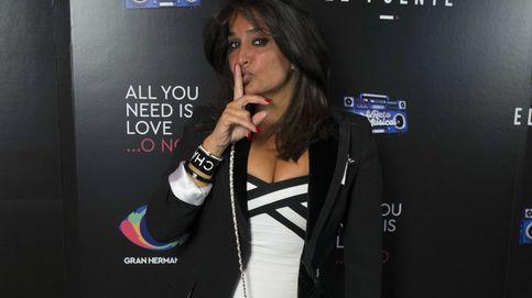 Aida Nízar responde ante las imágenes emitidas por 'Sálvame'... ¿robando?