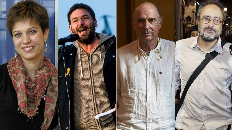 Talegón, Fachín y Baños: así es el foro constituyente de Cataluña que lidera Llach