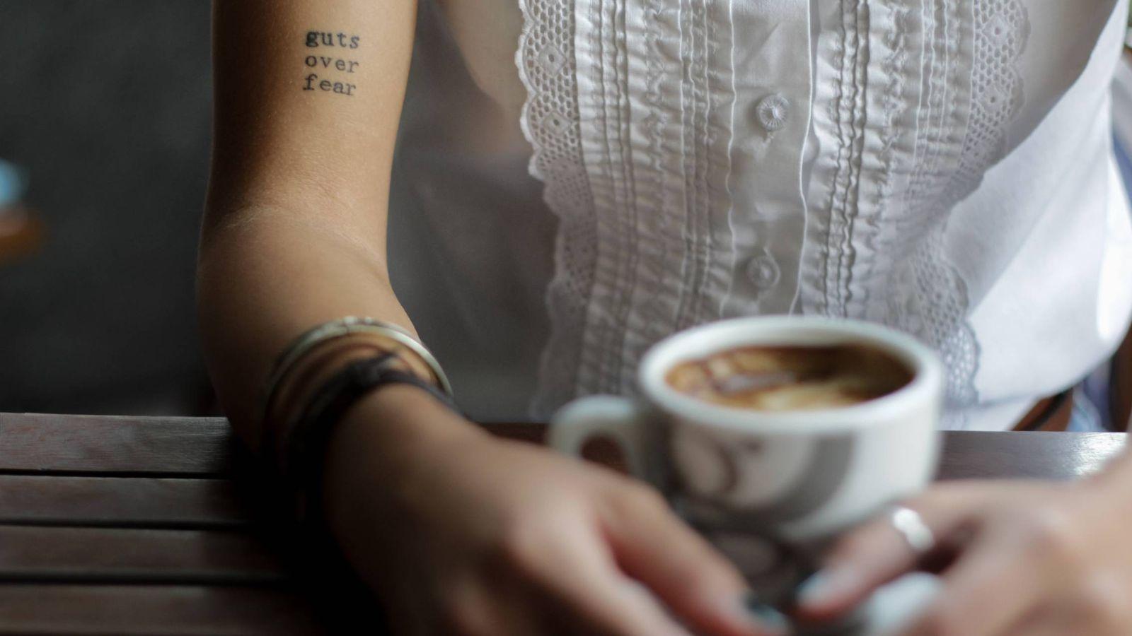 Foto: El tatuaje de moda. (Unsplash)