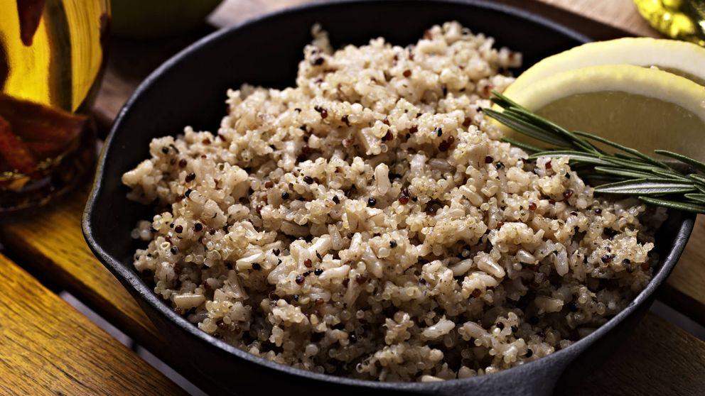 Quinoa: proteínas vegetales con todos los amiácidos esenciales