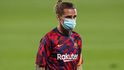 El caso Griezmann y la crisis salarial amenazan el debut del Barça en Champions