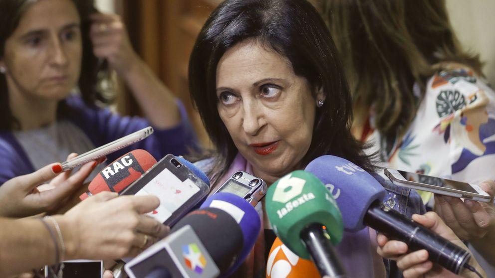 Margarita Robles (PSOE), a Rajoy: Usted es un presidente bajo sospecha