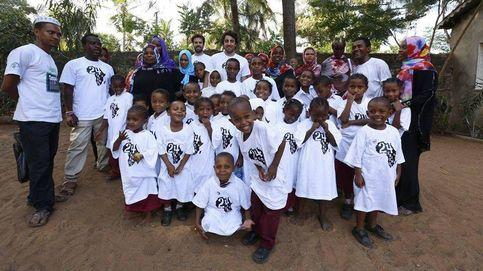 Ayudando a niños de Kenia a tener una vida digna y 'Vendimia Solidaria': el día en fotos