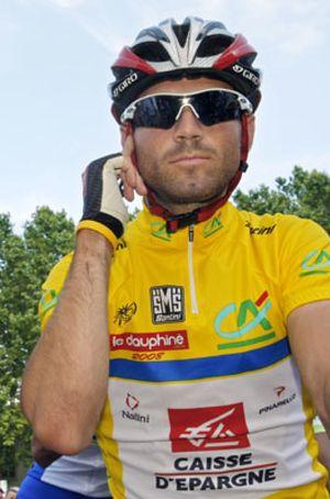 Valverde mantiene el amarillo en vísperas de Morzine