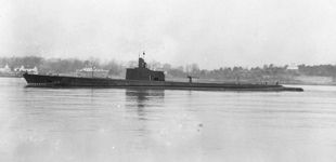 Post de Hallan el USS Granadier, un submarino perdido clave en la batalla de Midway