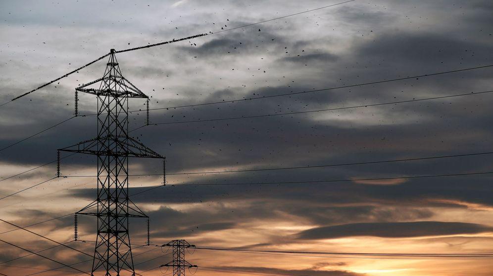 Foto: Tendidos eléctricos. (EFE)