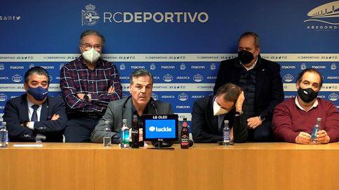 Salvar al Deportivo, un club en peligro de demolición si no lo remedia Abanca