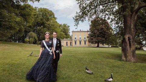 Victoria de Suecia: la lujosa (y criticada) decoración del palacio de Haga