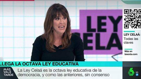 La gran indignación de Mamen Mendizábal en 'MVT' por la ley Celaá