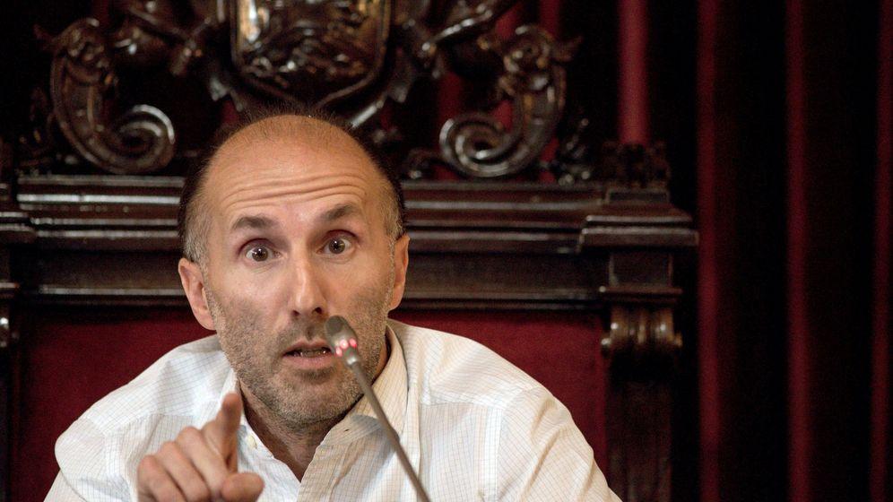 Foto: El alcalde de Ourense, Gonzalo Pérez Jácome. (EFE)