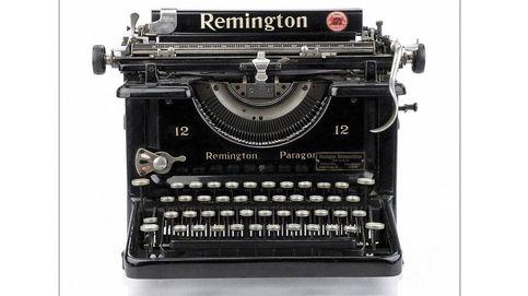 Máquinas de escribir: los objetos añorados de la escritura
