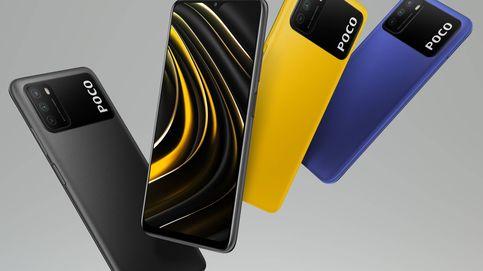 Así es el POCO M3, la última bestia de Xiaomi: 6.000 mAh de batería por 150 euros