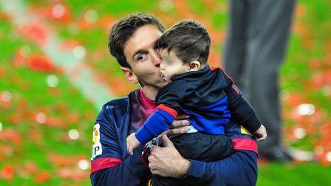 Así es un día en la vida familiar de Leo Messi