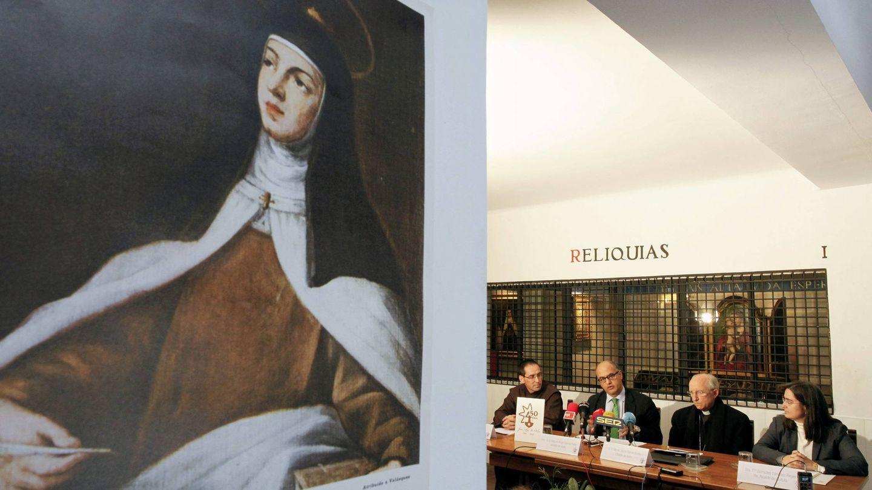 Museo Teresiano del Convento de San José. Foto: EFE/Raúl Sanchidrián.