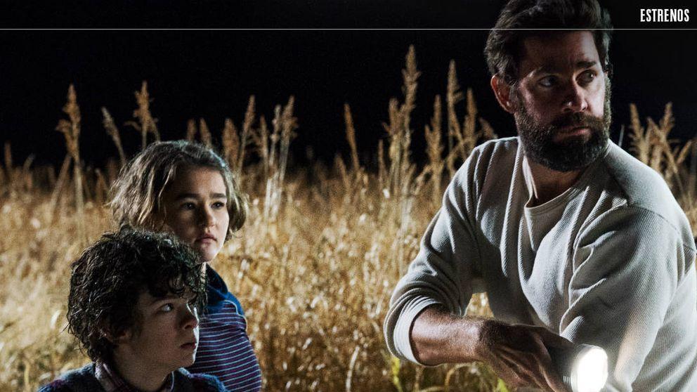 'Un lugar tranquilo': sensacional cine de terror que romperá tus nervios
