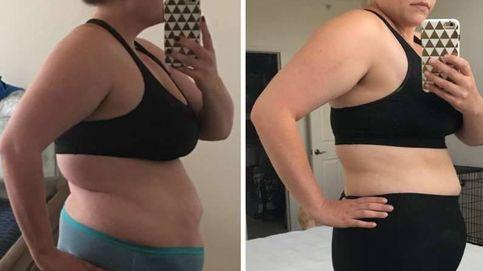 La mujer que perdió 27 kilos solo con 3 cambios en su día a día