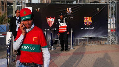Sevilla - Barcelona en directo: la Supercopa de España se juega en Tánger