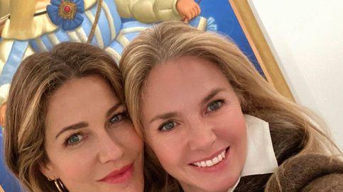 Genoveva Casanova y Jaydy Michel, dos comadres de turismo por Madrid
