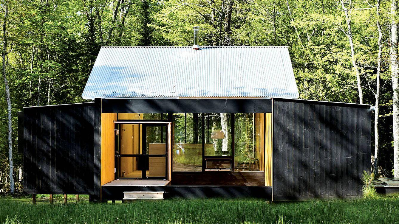 Casas prefabricadas: llegar e instalar