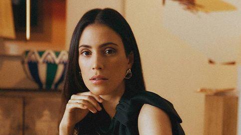 Sassa de Osma vuelve al trabajo como modelo de El Corte Inglés