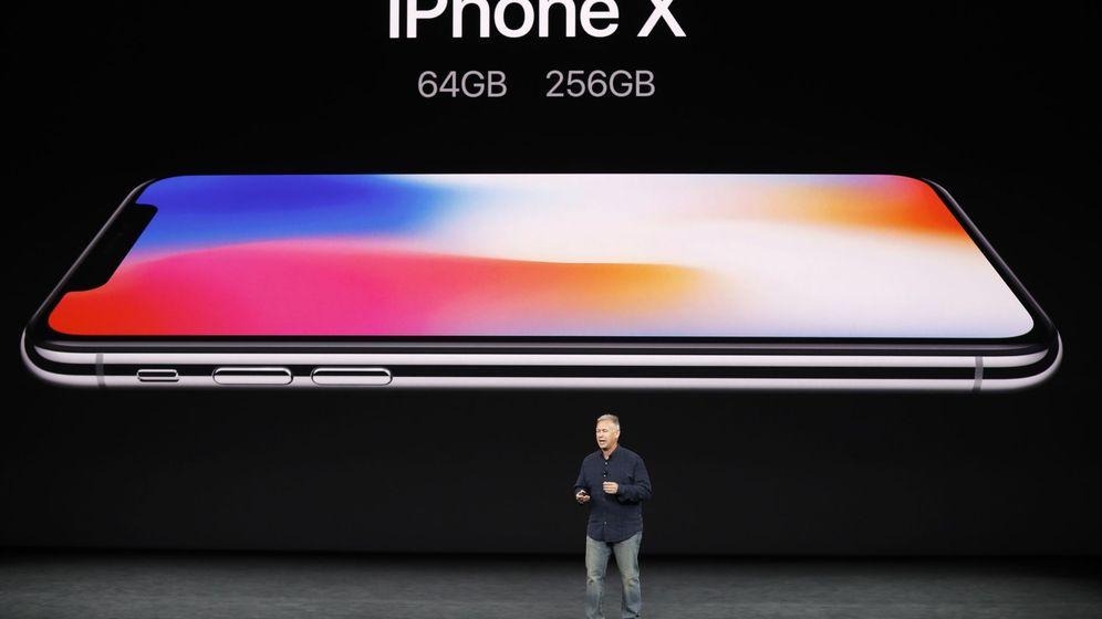 Foto: Presentación del nuevo iPhone X. (Reuters)