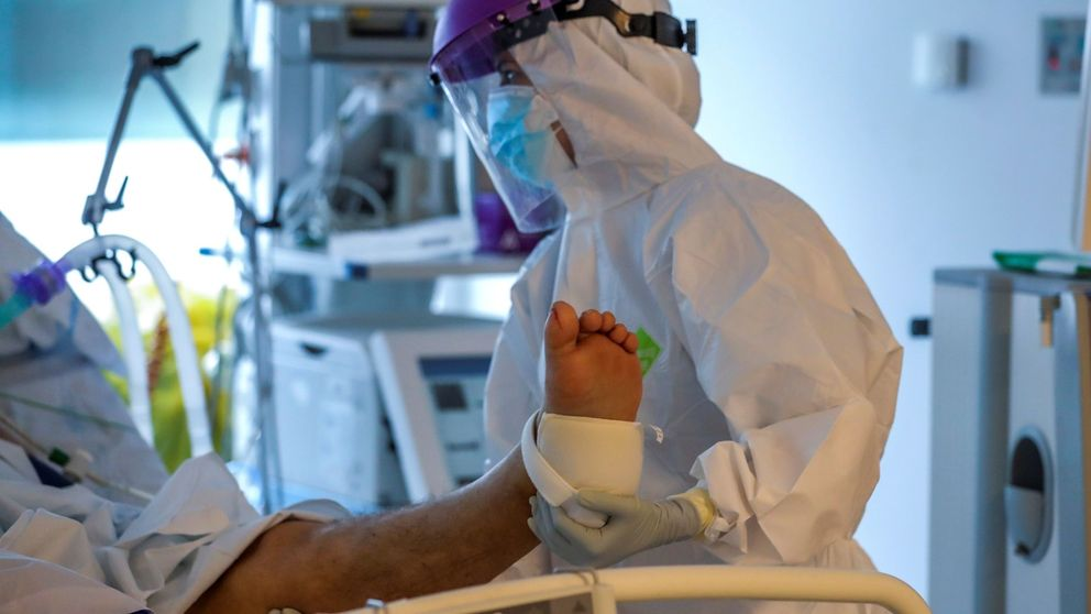 Un estudio cifra en un 68% los pacientes de Covid tratados con remdesivir que mejoran