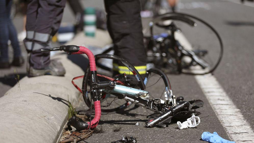 Foto: Imagen de archivo sobre otro grave accidente ocurrido en Galicia en 2016. (EFE)